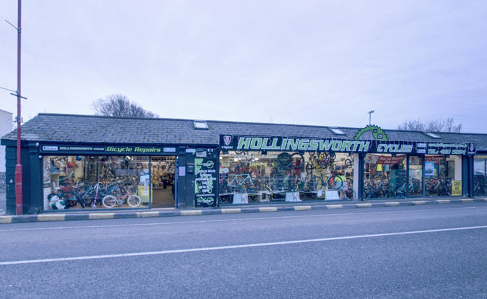 Hollingsworth Cycles Templeogue 360 Virtual Tour #3VT